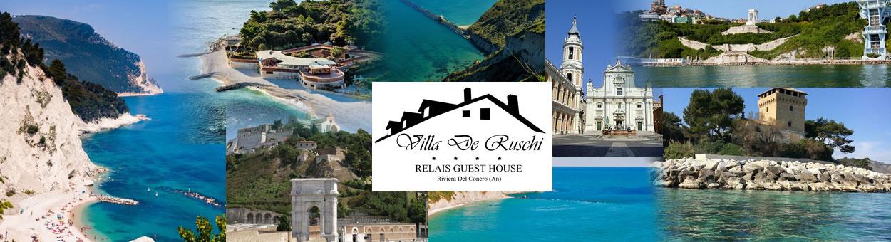 villa de ruschi guest house conero