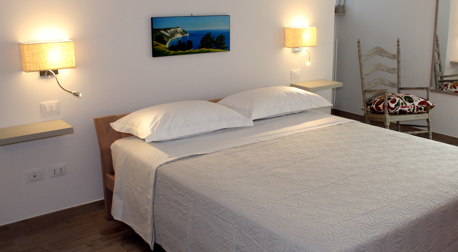 villa de ruschi guest house ancona bed and breakfast