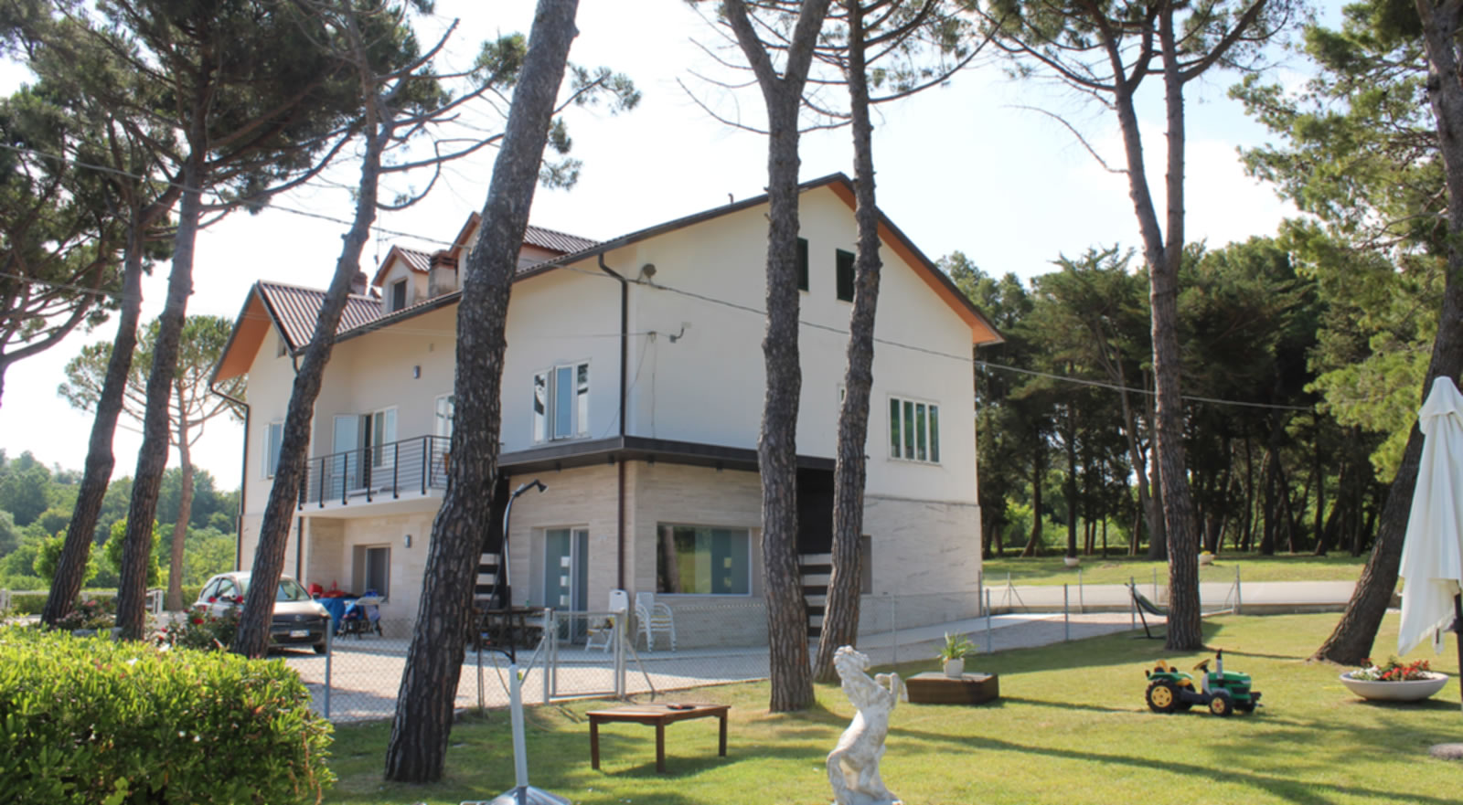 Villa de ruschi guest house ancona conero bed and breakfast